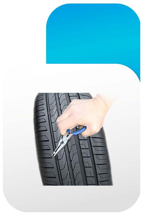 dombóvár defekt javítás gumi non-stop