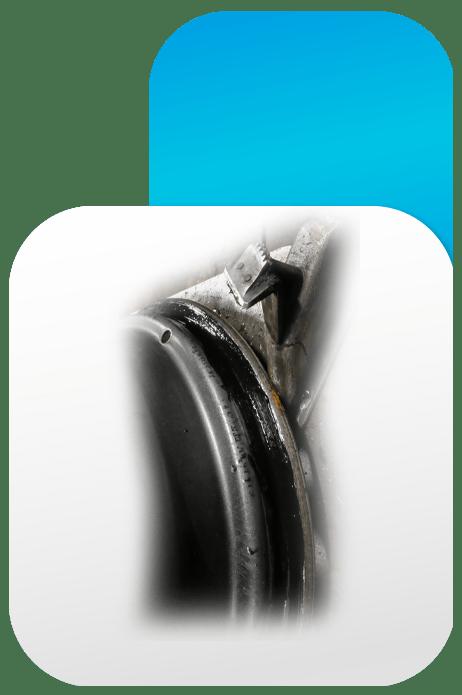 dombóvár felni javítás perem tömés gumis